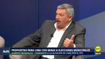 """Alberto Beingolea: """"Los Juegos Panamericanos están en el primer lugar de mi agenda"""""""