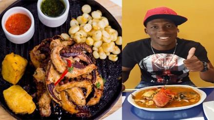 Sabor a Perú: comidas marinas adoptaron nombres de los jugadores de la Bicolor