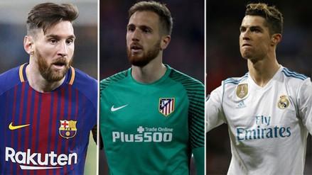 ¡Equipo de lujo! El once ideal de la temporada en la liga española
