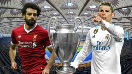 Real Madrid y Liverpool, una final soñada en Kiev por la Champions League