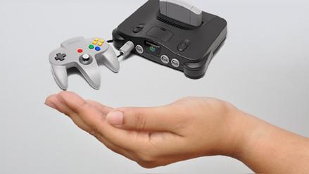 Nintendo estaría preparándose para la Nintendo 64 Mini
