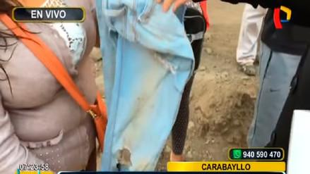 Carabayllo | Asaltantes en mototaxi arrastraron unas cuatro cuadras a una joven