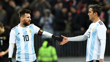 Argentina confía en 'la mano' de Lionel Messi para hacer historia en Rusia 2018