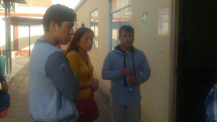 Chiclayo: Marcio Núñez y sus padres detenidos por llegar tarde a audiencia