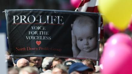 Un obispo irlandés recomienda a sacerdotes leer cartas que impidan la legalización del aborto
