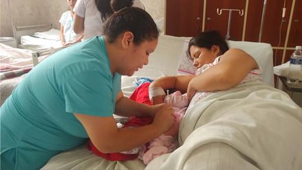 Solo el 9 % de niños de Lambayeque están vacunados contra influenza