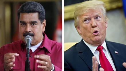 Maduro anunció expulsión de representante diplomático de EE.UU.