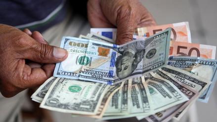 Tipo de cambio del dólar sigue a la baja al cierre de la jornada de hoy martes