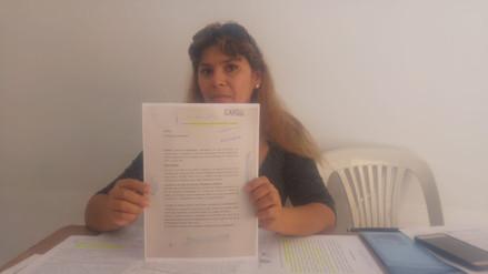 Chiclayo: madre pide justicia tras agresión a su hijo en colegio