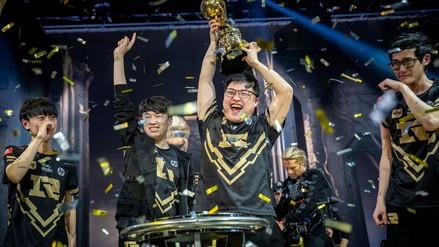 127 millones de personas vieron la final del mas reciente torneo de League of Legends