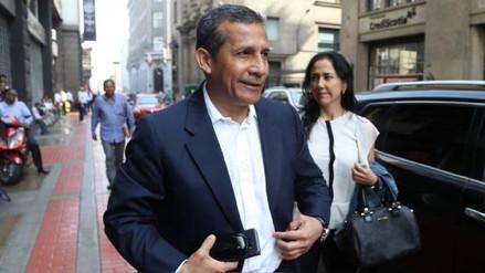 Poder Judicial declara fundada la recusación de Humala y Heredia contra jueces