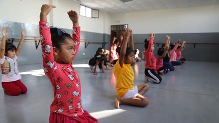 Con ballet cultivan en niños el amor al arte en Trujillo