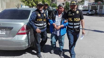 Ayacucho | Policía capturó a uno de los hombres más buscados del Vraem