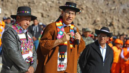 Presidente Vizcarra: