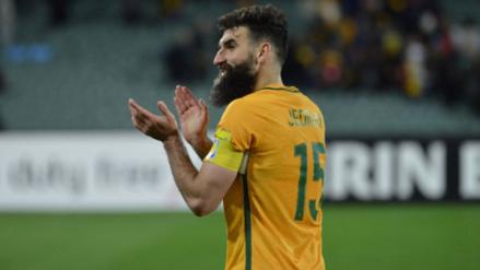 Australia buscará con el físico compensar sus falencias en el grupo C del Mundial