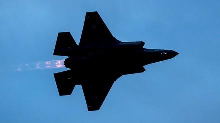 Israel es el primer país en usar los cazabombarderos F-35