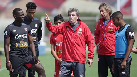 Así fue el día doce de entrenamientos de la Selección Peruana