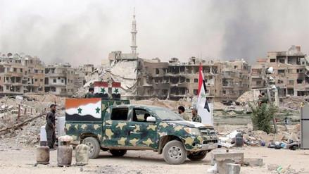 La guerra en Siria ha causado más de 43 mil muertes desde enero de 2017