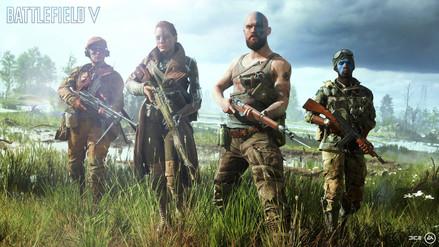 Battlefield V regresa a la Segunda Guerra Mundial y le dice adiós a las microtransacciones