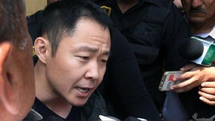 """Kenji Fujimori dice que congresistas recibieron un aumento de sueldo bajo concepto de """"apoyo logístico""""."""