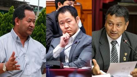 Los pasos que se deberán seguir para desaforar a Fujimori, Bocangel y Ramírez
