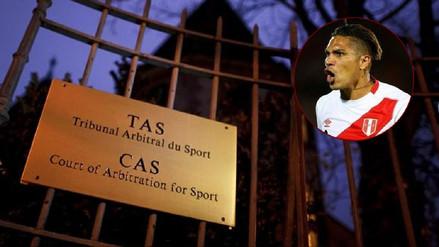 Secretario del TAS aclaró detalles del fallo que sancionó a Paolo Guerrero