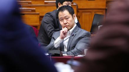 """Defensa de Kenji Fujimori: """"La imputación descansa en videos manipulados"""""""