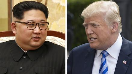 Futuro de cumbre con Donald Trump está en manos de Kim Jong-un