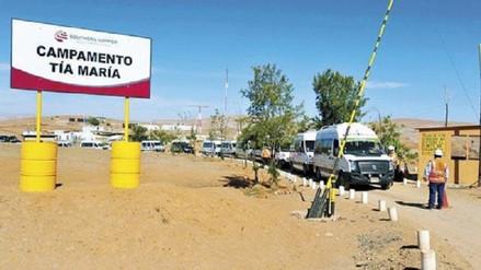 Economía de Arequipa crecerá 4% este año así no se ejecute el proyecto Tía María