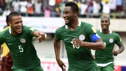 Nigeria llega a Rusia 2018 con el objetivo de alcanzar el quinto partido