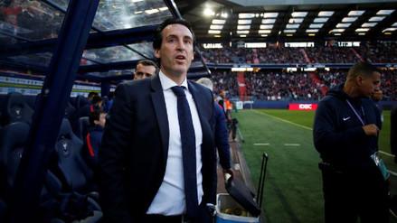 Unai Emery es el nuevo entrenador del Arsenal