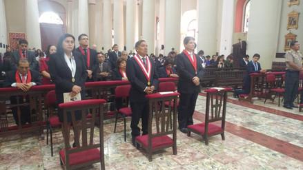 Sacerdote pide a jueces de Lambayeque trabajar con honestidad e igualdad