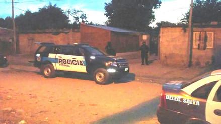 Golpe al narcotráfico en Argentina: desbaratan a la banda 'Patrón del Mal del Norte'
