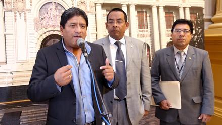 César Segura: Fujimori, Ramírez y Bocangel deben ser desaforados por