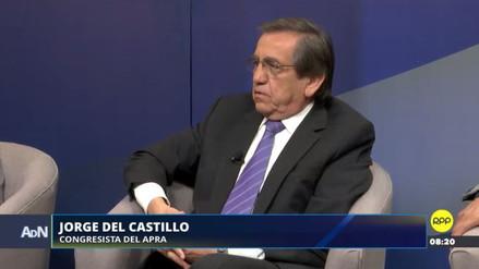 Del Castillo pidió a Galarreta rectificarse por hablar de