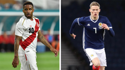 La comparativa entre la Selección Peruana y su similar de Escocia