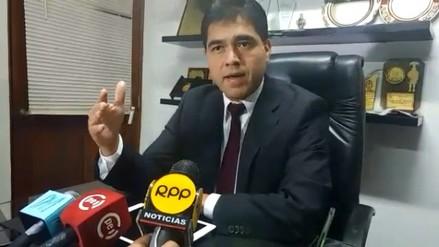 Actuación de fiscal Carrasco genera impunidad indica abogado de Oviedo
