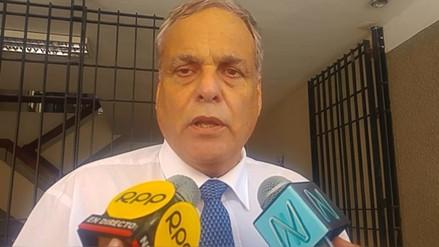 Prefecto Rafael Aita pide a olmanos respetar acuerdos de mesa de diálogo