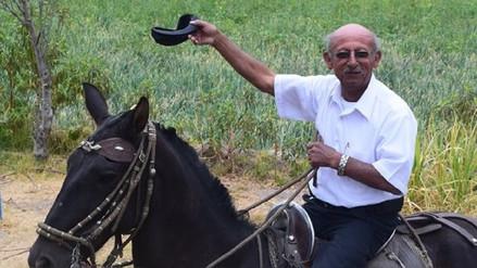 Actor Reynaldo Delgado murió en Arequipa a los 74 años