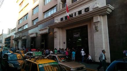 Reniec identificó cinco mil posibles votos golondrinos en Arequipa