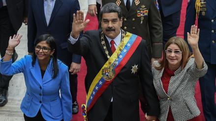 Nicolás Maduro juró como presidente reelecto de Venezuela hasta el 2025