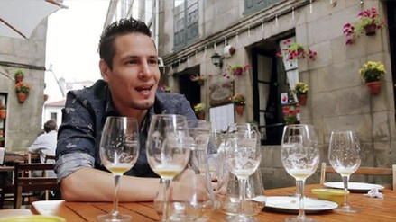 Rodrigo Tapari se salvó de morir en un accidente de carretera en Argentina