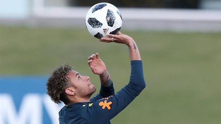 Neymar se recupera de su lesión a un ritmo superior a expectativas médicas
