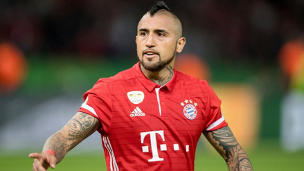 Fiscalía de Múnich presentó cargos contra futbolista chileno Arturo Vidal por pelea en discoteca