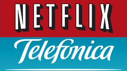 Telefónica integrará a Netflix en sus plataformas de TV en América Latina