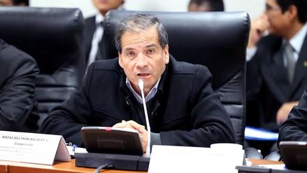 Poder Judicial pide levantamiento de inmunidad del congresista Wilbert Rozas del Frente Amplio