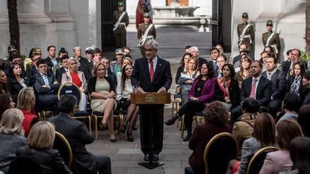 Presidente de Chile reformará la Constitución para garantizar la igualdad de género