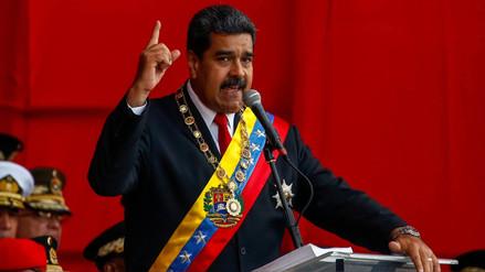Maduro anuncia detención en Venezuela de un grupo de militares por