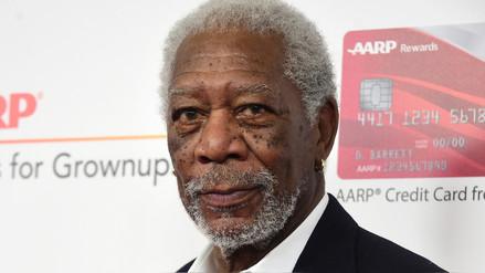 Morgan Freeman ante denuncias de acoso: