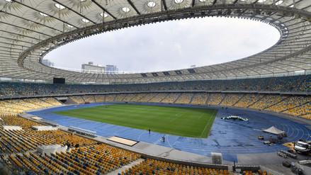 Conoce El Olimpico De Kiev El Escenario De La Final De La Champions